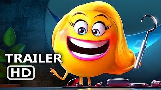 "THE ЕMΟJІ MOVІЕ Official ""Psycopath Smiler !"" Trailer (2017) Animation Movie HD"