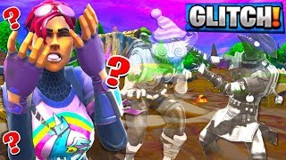 INVISIBLE GLITCH HIDE AND SEEK IN FORTNITE BATTLE ROYALE!