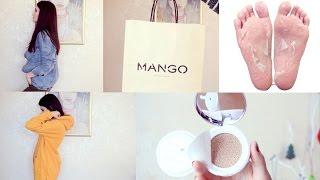 Alışveriş   Soyucu ayak maskesi, Nem Bombası, Romwe, Mango vs