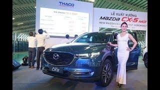 Bom tấn Mazda CX-5 2018 ra mắt, giá từ 859 triệu đồng tại Việt Nam