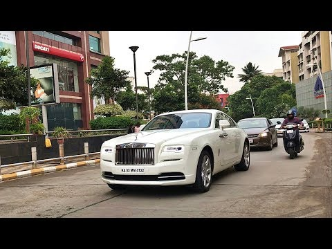 Xxx Mp4 SUPERCARS IN INDIA 2018 MAY Bangalore Ferrari Speciale RR Wraith GT Street R More 3gp Sex