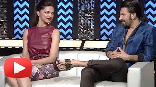 Are Ranveer Singh And Deepika Padukone Dating ? Watch To Get The Answer