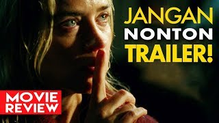 A Quiet Place (2018) REVIEW Bahasa Indonesia