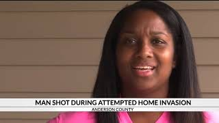 Mother Of 3 Shot Home Intruder!  I Would've Killed Him If I Had To