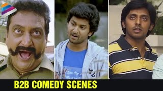 Latest Telugu Movies 2016 | Back to Back Comedy Scenes | Majnu | Babu Bangaram | Selfie Raja