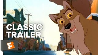 Balto (1995) Official Trailer - Kevin Bacon, Phil Collins Animated Movie HD