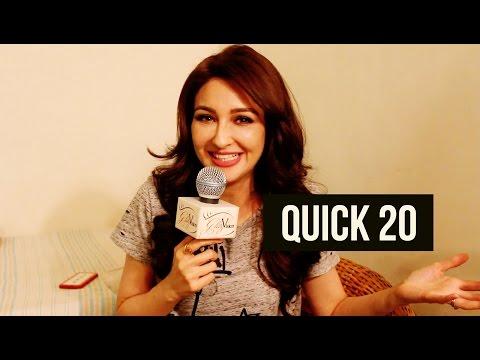 Xxx Mp4 20 Questions With Saumya Tandon Rapid Fire 3gp Sex