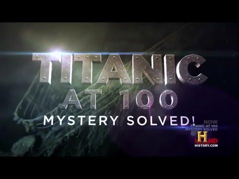 TITANIC mistério solucionado