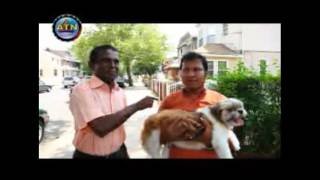 Siddique & Hasan Masud Making Friendship with American Girls using Dogs!!!