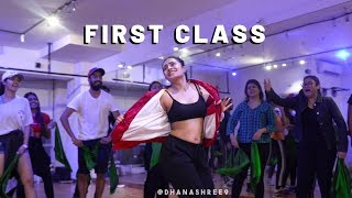 FIRST CLASS | VARUN DHAWAN | KALANK | DHANASHREE VERMA