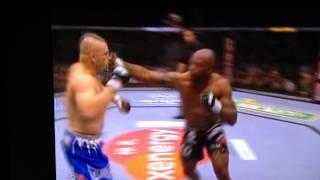 Quinton Rampage Jackson KO Chuck Liddell - MMA in Super Slow Motion