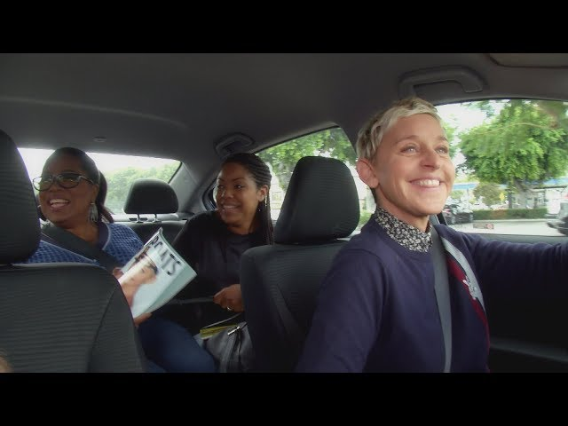Ellen & Oprah Take Over a Grocery Store Part 2