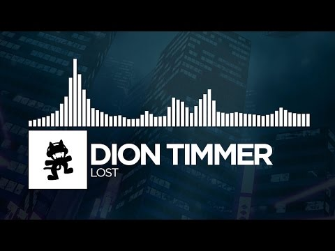 Dion Timmer Lost Monstercat Release