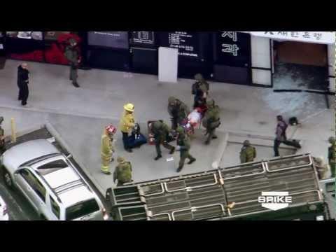 watch World's Wildest Police Videos: Robot Cop Saves The Day