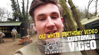 Oli White's Ultimate Paintball Birthday | Delta Force Paintball