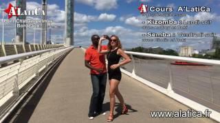 A'LatiCa - Cours de Kizomba - Audrey & Boki Kiz-2016