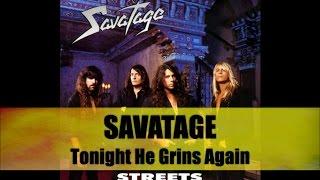 Savatage - Tonight He Grins Again
