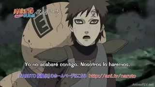 Naruto Shippuden capitulo 424 trailer sub español