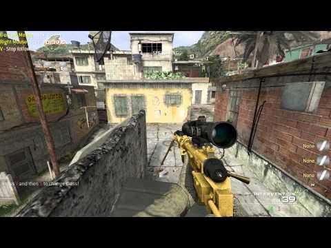 Mode vs AzE.R'    High Tournament   MW2: 4D1: ProMod   DNBTEAM.NET