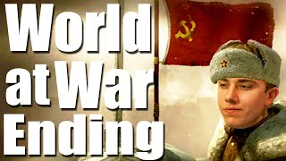 LAST MISSION & NAZI ZOMBIE ENDING EASTER EGG - Call of Duty: World at War Campaign (Part 3)