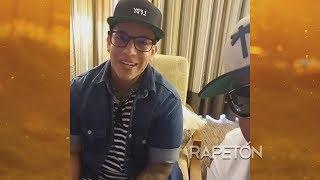 Raphy Pina entrevista a Daddy Yankee en un minuto