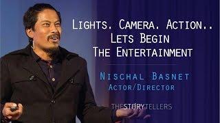 The Storytellers: Lights. Camera. Action..Lets Begin The Entertainment: Nischal Basnet(Director)
