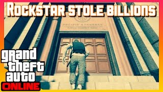 Rockstar Trolled The Community | Ban Wave? | GTA V online Gameplay (PS4)