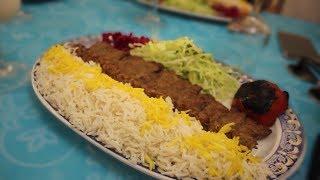 IRANIAN/PERSIAN KEBABS - RESTAURANTE RINCON PERSA - EPISODE 11