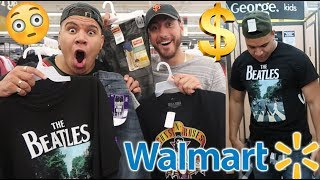 $75 WALMART OUTFIT CHALLENGE