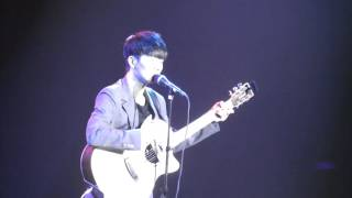 Sungha Jung singing...