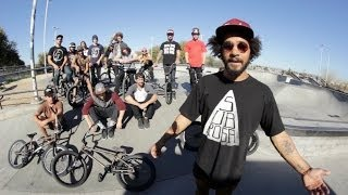 BMX - INSTAGRAM SLAM with THE SHADOW CONSPIRACY