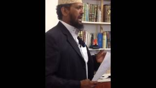 Islamic Friday Jumu