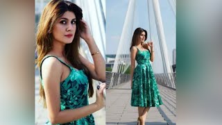 Kubra khan brand new hot photoshoot