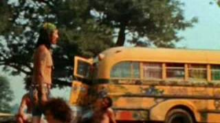 CROSBY, STILLS, NASH Woodstock 1971