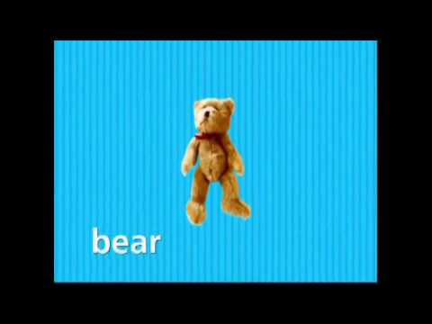 Baby Einstein First Words Around the House English Educational Video