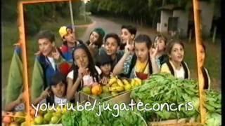 BERLINDA - CHIQUITITAS BRASIL
