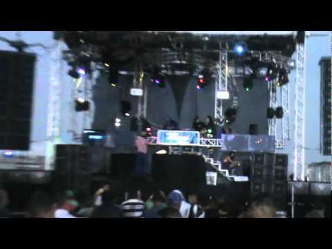 MAUI vs. HOT MUSIC en el c.t.e. cachamay de PUERTO ORDAZ parte 9