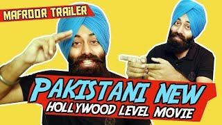 New Pakistani Movie Mafroor Trailer Reaction #165 | by Indian | Punjabi Munda
