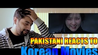 LET'S WATCH: SYMPATHY FOR LADY VENGEANCE   SOUTH KOREAN MOVIE TRAILER   Reaction by Pakistani