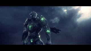 The StarCraft Universe - CG Trailer
