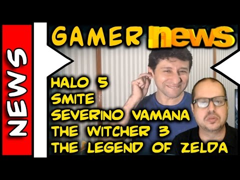 Xxx Mp4 Gamer News Smite Cangaceiro Vamana Halo 5 The Witcher 3 The Legend Of Zelda 3gp Sex