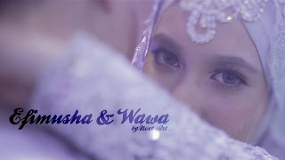 MALAY WEDDING : Efimusha + Wawa  // Wedding by NEXT ART