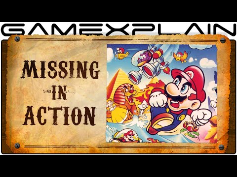 Xxx Mp4 Missing In Action Sarasaland Super Mario Land 3gp Sex