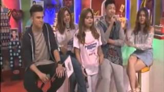 COUNTING STARS, MAPS, WILD HEART, DON'T STOP - Darren Espanto on ASAP CHILLOUT (05-08-2016)