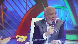 Yokasta Díaz en Divertido Con Jochy 13 de Enero 2019