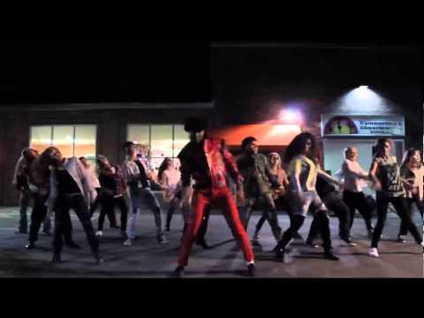 Michael Jackson Thriller Monster Mash Music Video