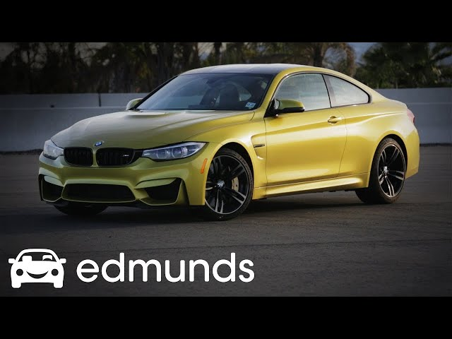 Here's How the Competition Package Keeps the 2018 BMW M4 Relevant| Edmunds