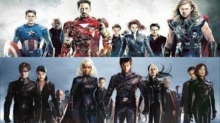 X-Men Vs Avengers Official Trailer 3 Fan-Made