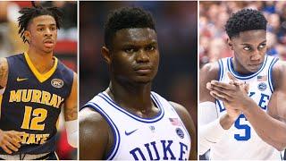 2019 NBA Mock Draft 3.0 | Three Minutes on the Clock Podcast Ep 18
