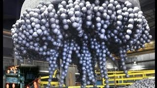 [Technology Video] 1 Minute Produces 1000 Steel Balls - Discover Heavyweight Production